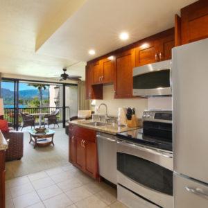 Hanalei Bay Resort 1BR Dining Room