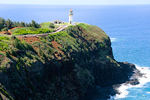 Kilauea Lighthouse and Wildlife Refuge
