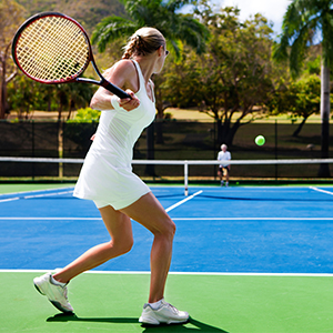 Top 10 Reasons Tennis Players Love Staying at Hanalei Bay Resort