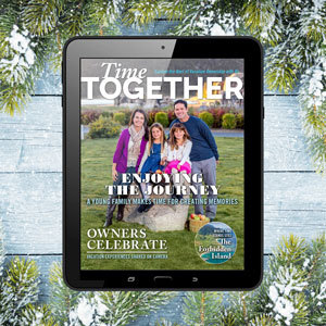 Newest Edition of Time Together